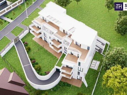 Investment-HIT! - Großartige Balkonwohnung! Provisionsfrei + TOP Neubauprojekt + Ruhelage + High Quality + 3 Zimmer! Je…