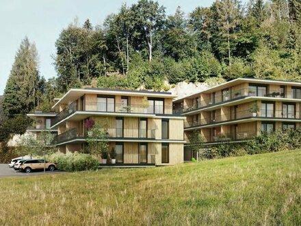 Ob Anlage- oder Wohnbedarf - in jedem Fall ein Gewinn - 2-Zimmer-Neubauwohnung in Scheffau