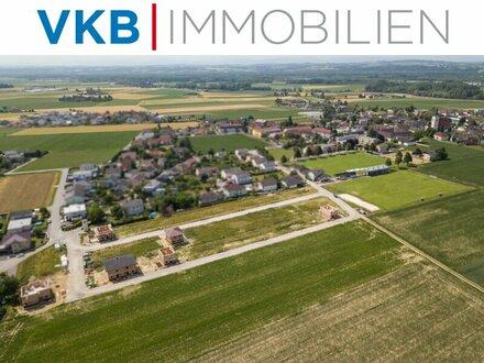 Projekt Kornfeld - Moderne Doppelhaushälfte in Naarn zu verkaufen