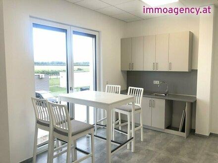 5 Büroräume mit ca. 167,70m² und Shared Spaces