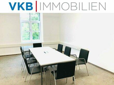 293 m² Altbau-Büro stilvoll revitalisiert