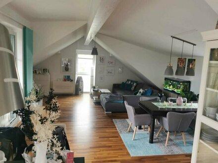 Dachterrassenwohnung mit Fernblick - Gois