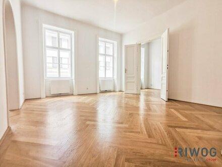 Topsanierte 5-Zimmer-Stilaltbauwohnung nähe Naschmarkt!