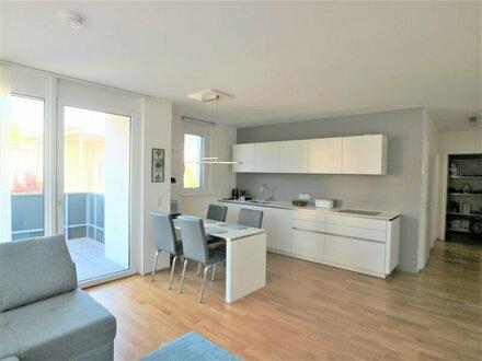 Helle, moderne 2-Zimmer-Wohnung mit Balkon