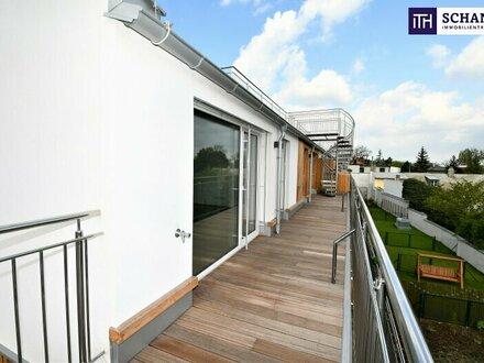 Traumhafte Dachterrassenwohnung + TOP Lage + 3 Zimmer + Neubauprojekt + Wunderschöne Aussicht!
