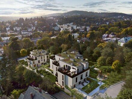 Wohnen am Schafberg - 4 Zimmer Gartenwohnung