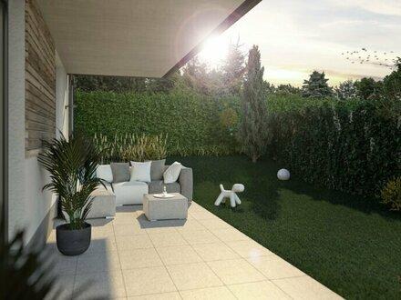 4 Zimmer Gartenwohnung mit Südausrichtung!