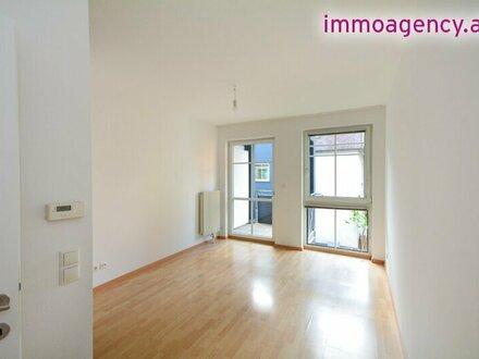2 Zimmer Neubauwohnung mit Balkon