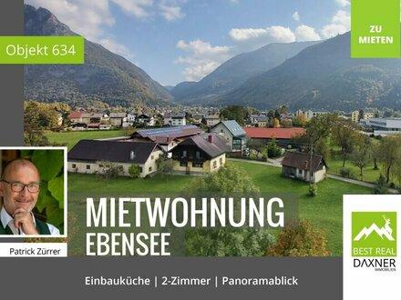 2 Zimmer Mietwohnung in Ebensee