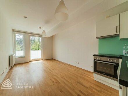 Fantastische 3-Zimmer Wohnung mit großem Balkon in Bahnhofsnähe