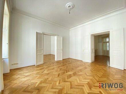 *NEU* UNBEFRISTETE 2,5 Zimmer Altbauwohnung mit Wintergarten - Nähe zum Wiener Stadtpark