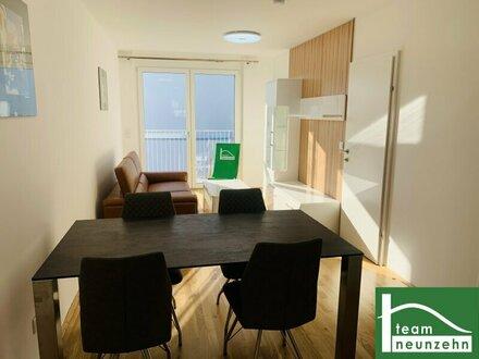 Charmante 2-Zimmer-Wohnung! Hochwertige Ausstattung - Fußbodenheizung! Ruhige Lage!
