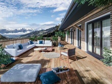 Wohnhighlight: 4 Zimmer & 68m² Dachterrasse