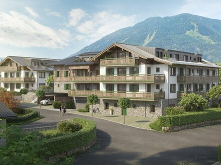 Bergblick: 3-Zimmer-Dachgeschoss Top A14