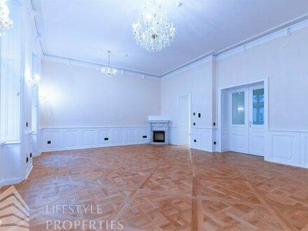 Großartige 4-Zimmer Wohnung im Herzen Wiens
