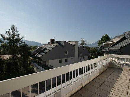 Terrassenwohnung mit herrlichem Blick