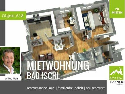 3-Zimmer Mietwohnung in Bad Ischl