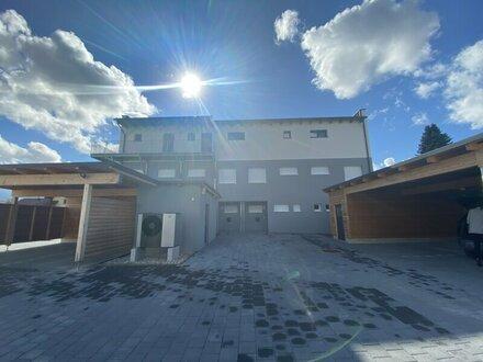 Hochburg Ach: 2-Zimmer-Dachgeschosswohnung!