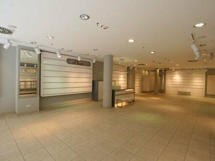 Geschäftsfläche KARO Shoppingcenter - Bischofshofen