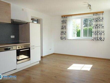 Zum Wohlfühlen - gemütliche 2-Zimmer-Wohnung mit Terrassen- und Gartennutzung