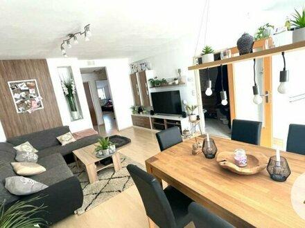 Neuwertige Mietwohnung mit Balkon in Gerasdorf !