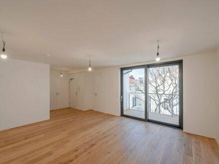 ++Projekt TG 17++ Perfekt geschnittene 3-Zimmer Dachgeschosswohnung mit 5m² Terrasse!
