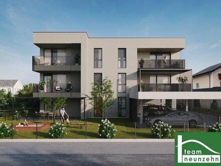 Warten Sie nicht länger! Moderne 3-Zimmer-Eigentumswohnung mit Balkon in ruhiger Wohnlage in Eggenberg! Provisionsfrei!