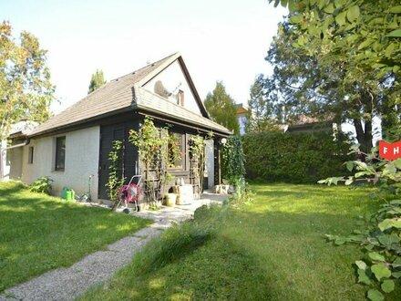 Gemütliches 2 Zimmer Knusperhäuschen mit kleinem Gartenanteil