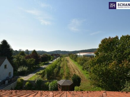 FAMILIEN AUFGEPASST! Mit 554 m² Grundstück + 312 m² Nutzfläche (inkl. Keller) auf 3 Etagen! Mit riesigem Garten - INKLU…
