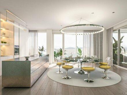 Marina Tower-INFINITY Penthouse mit herrlichem Ausblick DIREKT VOM BAUTRÄGER PROVISIONSFREI
