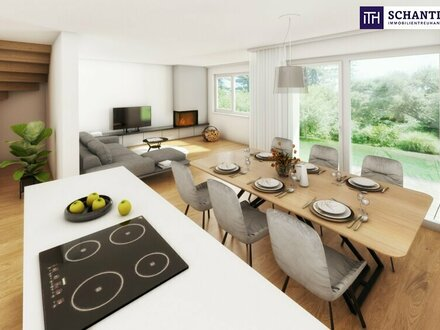 Grünruheoase: Einfamilienhaus mit perfekter Raumaufteilung und großem Garten in absoluter Ruhelage!