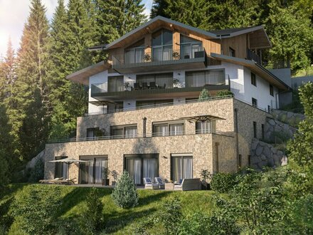Alpen Refugium Zauchensee