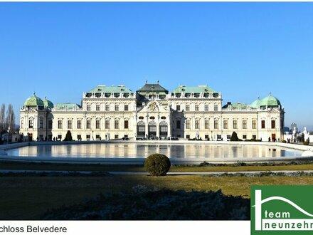 CITYLIFE TROTZ GRÜNRUHELAGE - Schweizer Garten – nähe U1 – Belvedere! traumhafte Lage im Erstbezugsprojekt!!!
