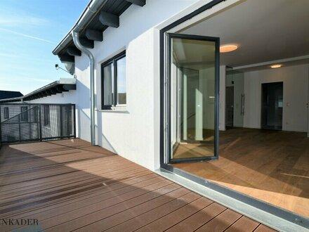 Willkommen Zuhause! Einzigartige 4-Zimmerwohnung mit großer Terrasse! Bezugsfertig!