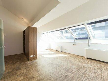 Attraktive, klimatisierte 2- Zimmer DG-Wohnung nahe Donaukanal zu vermieten