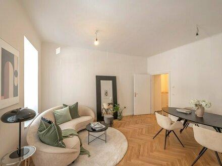 ++NEU++ Premium generalsanierter Erstbezug 2-Zimmer Altbau-Wohnung in toller Lage! **Videobesichtigung**