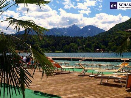 Wohnen wo andere Urlaub machen! Traumhafte NEUBAUWOHNUNGEN am wärmsten See Europas - in verschiedensten Ausführungen! T…