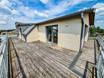 Sonnige 3-Zimmer-Dachgeschosswohnung mit 81,90 m² in Himmelreich