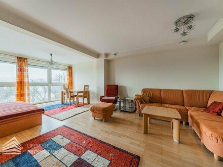 Schöne 3-Zimmer-Maisonettwohnung mit Terrasse und atemberaubendem Fernblick