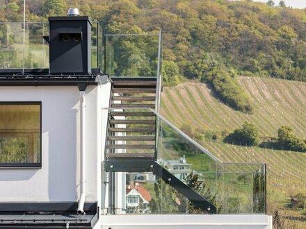 PENTHOUSE auf 1 Wohnebene mit Fernblick in die Weinberge: VINEYARD RESIDENCES