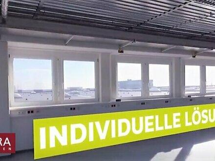 Rarität - 1400 m² Bürofläche auf einer Ebene