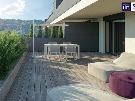 ITH LEISTBARES und TOLLES PENTHOUSE! 63 m², 3 ZIMMER, 26 m² SONNENTERRASSE! EIGENPLANUNG und PROVISIONSFREI! ZIEGELMASS…
