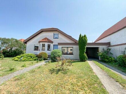 BIETERVERFAHREN! Einfamilienhaus in Grünruhelage mit 610 m2 großen Garten in Klingenbach zu verkaufen!