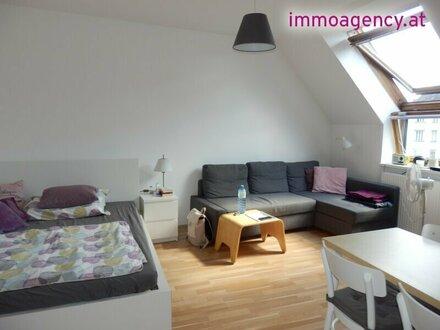 Perfekte HOFSEITIGE 1 Zi NB-Wohnung - gleich bei U4 !!