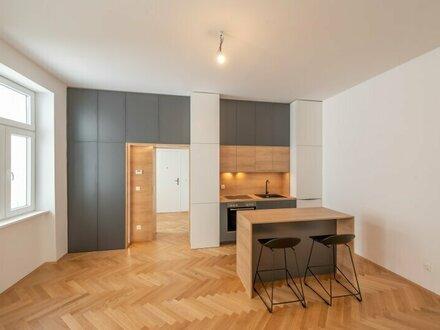 ++NEU++ BESTLAGE-Mariahilferstraße, Hofruhelage! ausgestattet mit hochwertigen, maßgefertigten Tischlermöbeln!