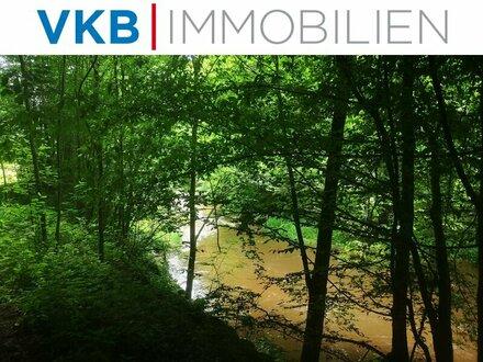Schönes Waldgrundstück im Naarntal bei Perg