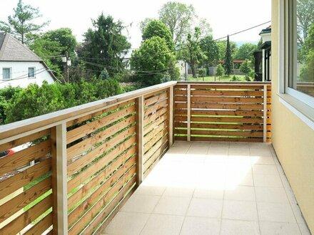 Herrliche 3-Zimmer Wohnung mit Balkon und Gartenzugang!