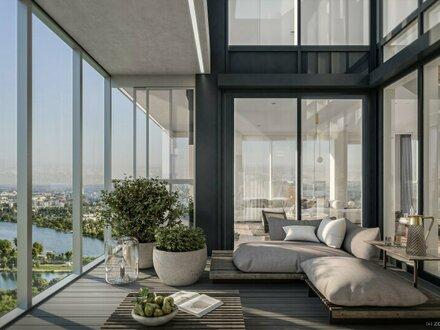 Marina Tower-SKYLINE Penthouse mit traumhaften Ausblick DIREKT VOM BAUTRÄGER PROVISIONSFREI
