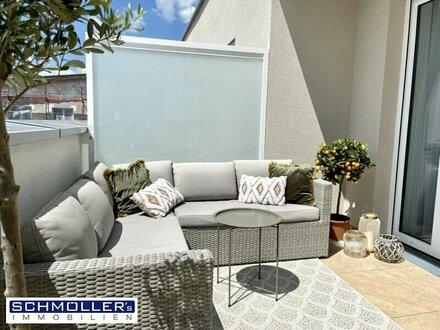 Traumhafte 4 - Zimmer - Gartenwohnung über 2 Ebenen in absoluter Bestlage