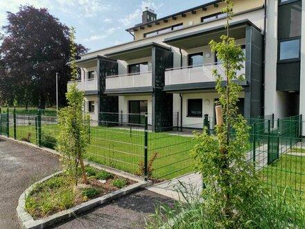 Moderne, barrierefreie Wohnung mit großer Dachterrasse